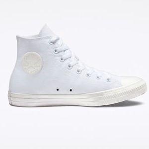 White High Top All Star Chuck Taylor Converse